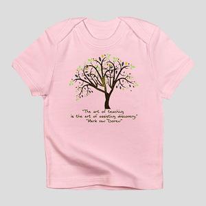 The Art Of Teaching Infant T-Shirt