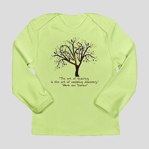The Art Of Teaching Long Sleeve Infant T-Shirt