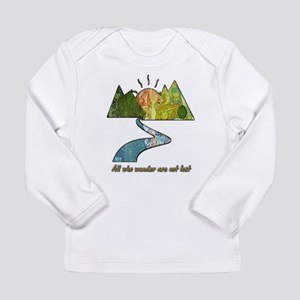 Wander Long Sleeve Infant T-Shirt