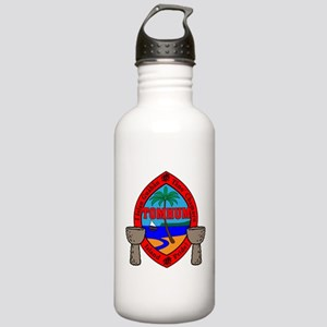 Guam Seal Stainless Water Bottle 1.0L