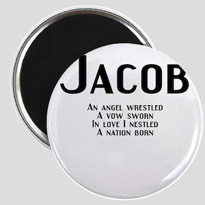Jacob Rhyme Magnet