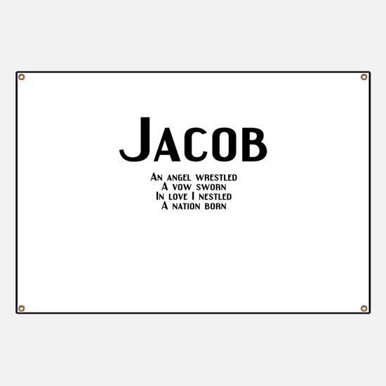 Jacob Rhyme Banner