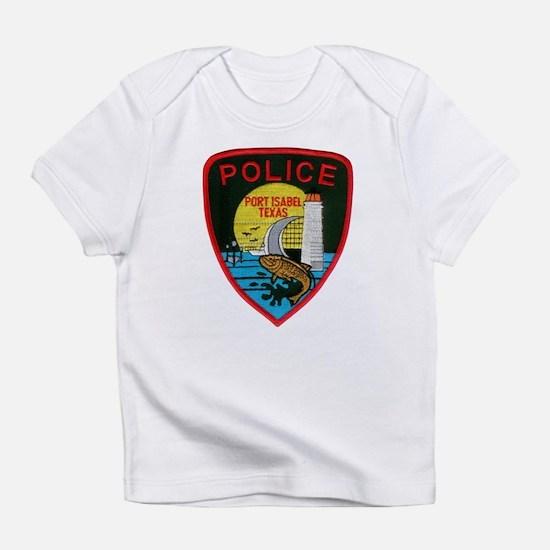Port Isabel Police Infant T-Shirt