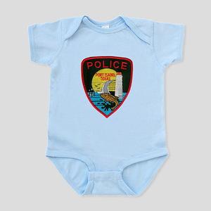 Port Isabel Police Infant Bodysuit