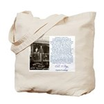"""Vermont is a State I Love"" Tote Bag"