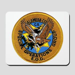 Alameda County SOG EOD Mousepad