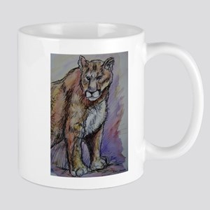 Mountain Lion, Stunning, Mug