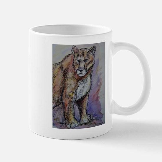 Mountain Lion, Stunning, Mug