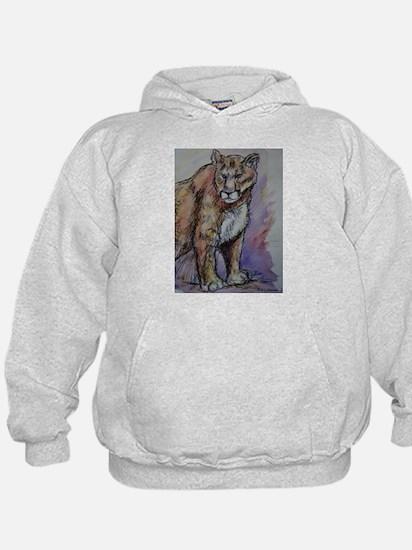 Mountain Lion, Stunning, Hoodie