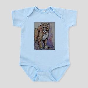 Mountain Lion, Stunning, Infant Bodysuit
