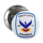 "USS ATLANTA 2.25"" Button"