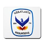 USS ATLANTA Mousepad