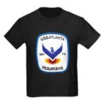 USS ATLANTA Kids Dark T-Shirt