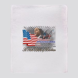 A New Birth of Freedom - Throw Blanket