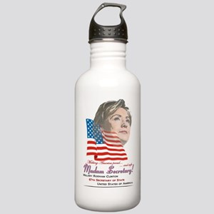 Madam Secretary! - Stainless Water Bottle 1.0L