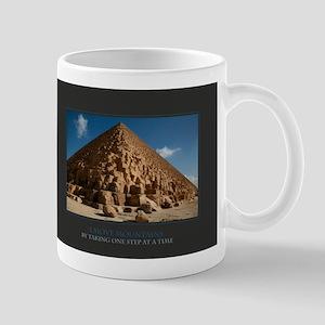 I Move Mountains Mug