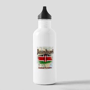 Jamhuri - Stainless Water Bottle 1.0L