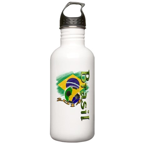 Brasil 2014 - Stainless Water Bottle 1.0L