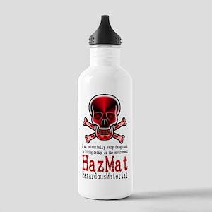Hazardous Material - Stainless Water Bottle 1.0L
