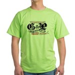 American Ground n Pound Green T-Shirt