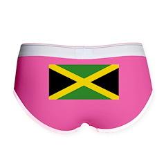 Jamaican Flag Women's Boy Brief