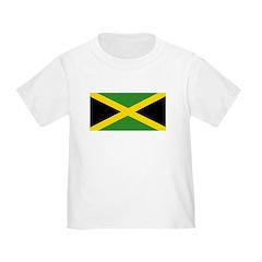 Jamaican Flag Toddler T-Shirt