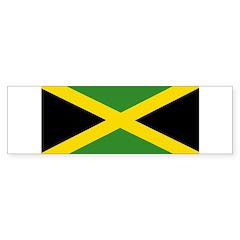 Jamaican Flag Sticker (Bumper 10 pk)
