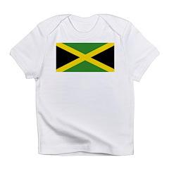 Jamaican Flag Infant T-Shirt