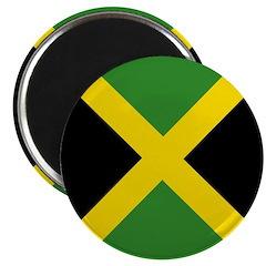 Jamaican Flag 2.25