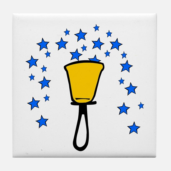 Star Fountain Tile Coaster