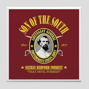 Forrest (SOTS) Tile Coaster