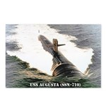 USS AUGUSTA Postcards (Package of 8)
