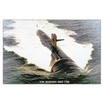 USS AUGUSTA Large Poster