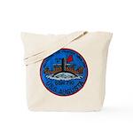 USS AUGUSTA Tote Bag