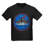 USS AUGUSTA Kids Dark T-Shirt