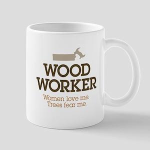 Trees Fear Me Mug