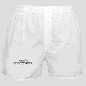 Trees Fear Me Boxer Shorts