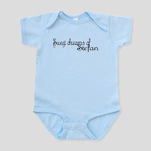 Sweet Dreams of Stefan PJs Infant Bodysuit