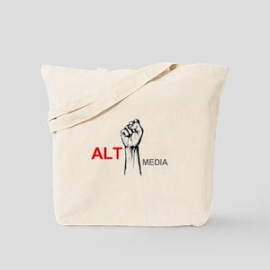 Alt Media Tote Bag
