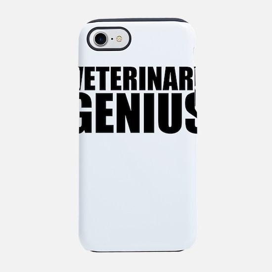Veterinary Genius iPhone 7 Tough Case