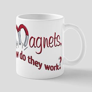 Magnets How Do They Work Mug