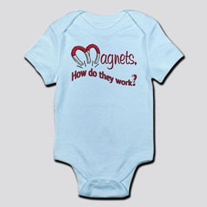 Magnets How Do They Work Infant Bodysuit