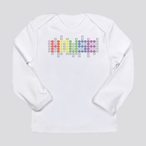 House Music Equalizer Long Sleeve Infant T-Shirt