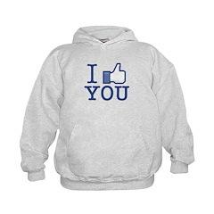 I Like You Hoodie