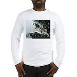 tree wolf Long Sleeve T-Shirt