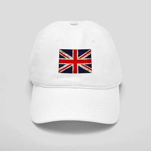 Grunge UK Flag Cap
