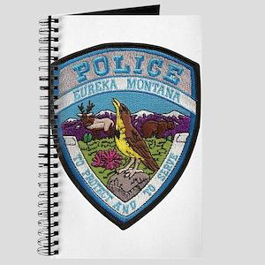 Eureka Police Dept. Journal