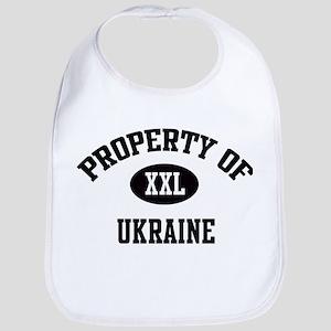 Property of Ukraine Bib
