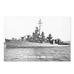 USS AULICK Postcards (Package of 8)