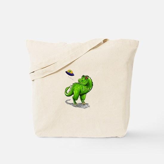 Extinction Level Event Tote Bag
